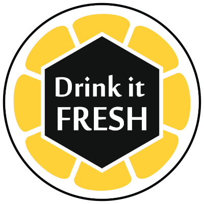 Drink it Fresh